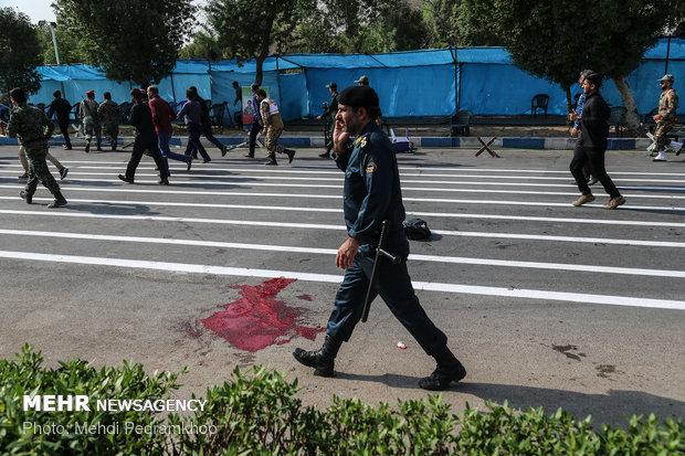 ضد انقلاب محارب بودن خود در حادثه تروریستی اهواز را ثابت کرد