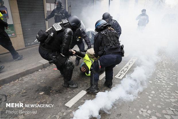 بیانیه ستاد حقوق بشر ایران درباره وقایع اخیر فرانسه
