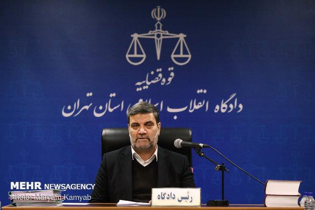 پنجمین جلسه دادگاه متهمان جاسوسی از مراکز نظامی کشور برگزار شد