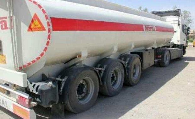 کشف ۶۰ هزار لیتر سوخت قاچاق در شهرری