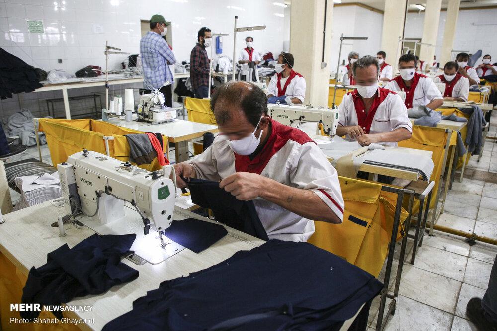بهداشت زندان ها مشکل خاصی ندارد/۹۷ درصد زندانی ها ماسک می زنند