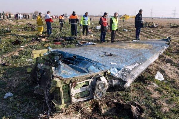 آخرین وضعیت پرداخت غرامت جانباختگان هواپیمای اوکراینی