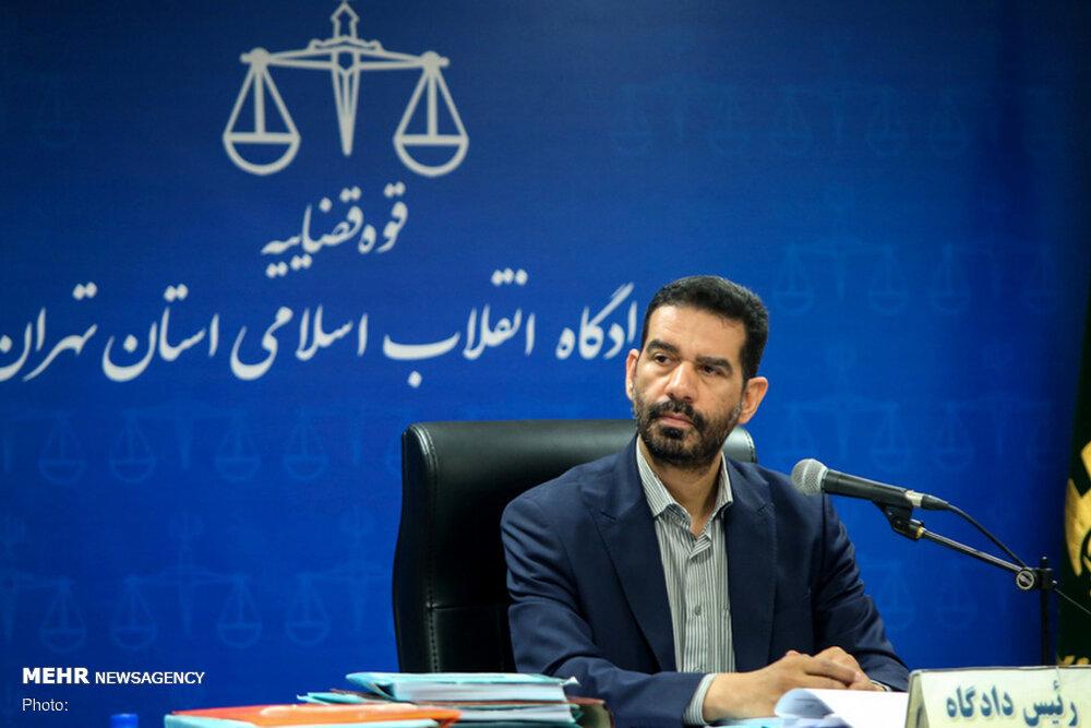 دادگاه تجدید نظر متهمان ردیف دوم و سوم پرونده سکه ثامن برگزار شد